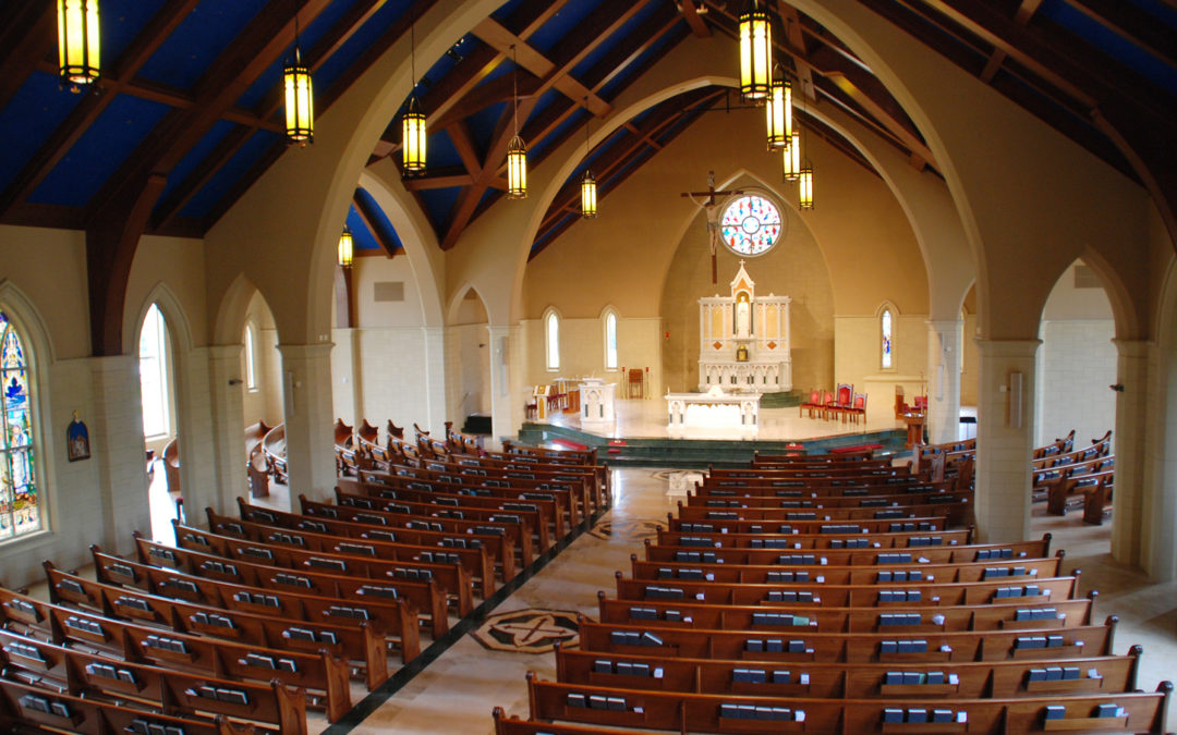 St. Peter Chanel Catholic Church Additions and Renovation