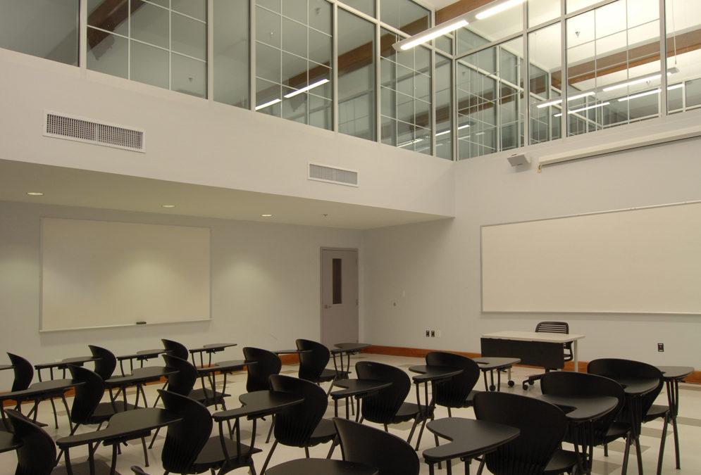 Clark Atlanta University Thayer Hall