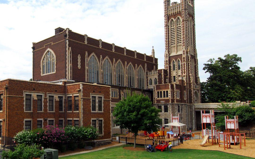 Peachtree Christian Church Master Plan