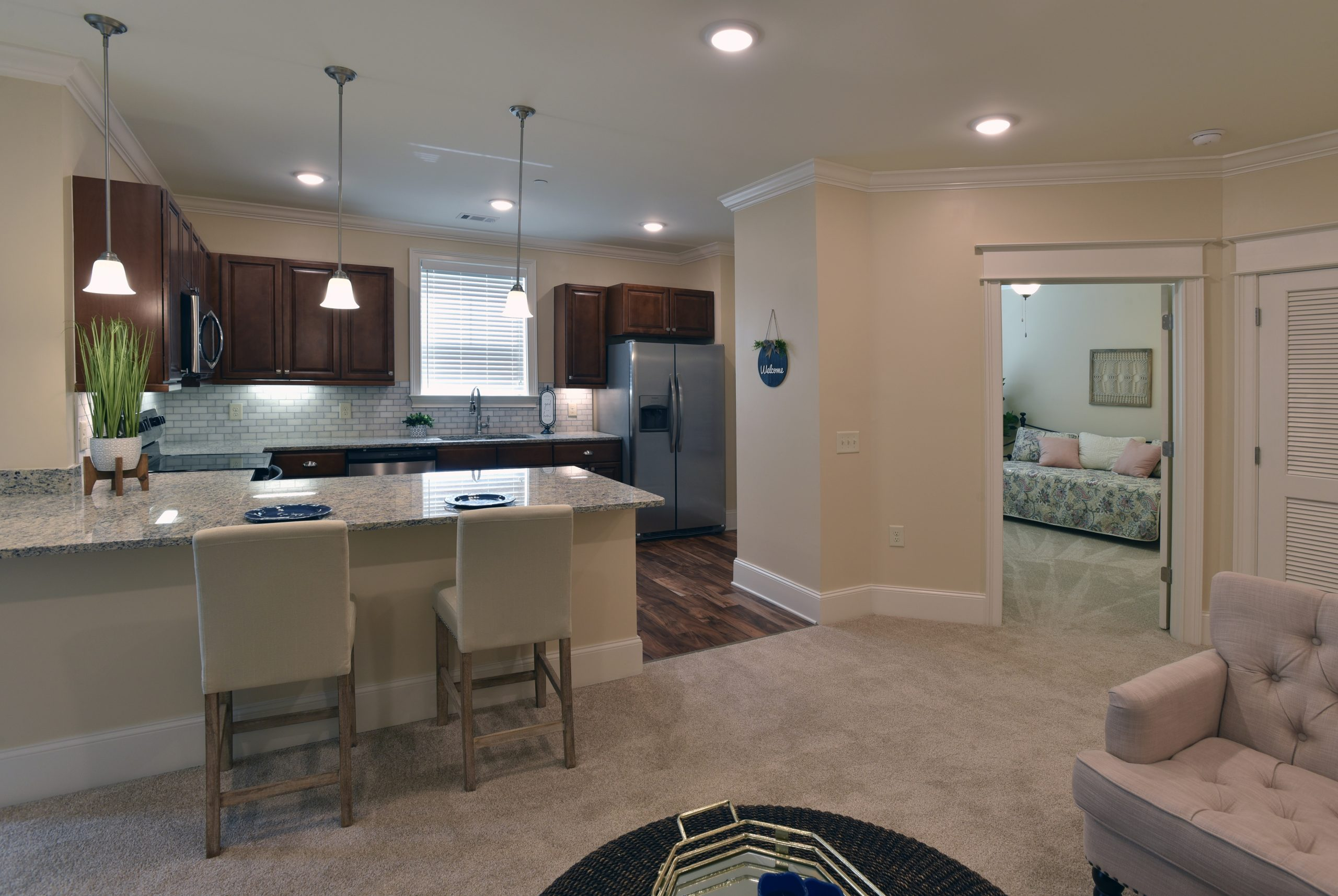 Villas at Canterfield of Kennesaw Resident room