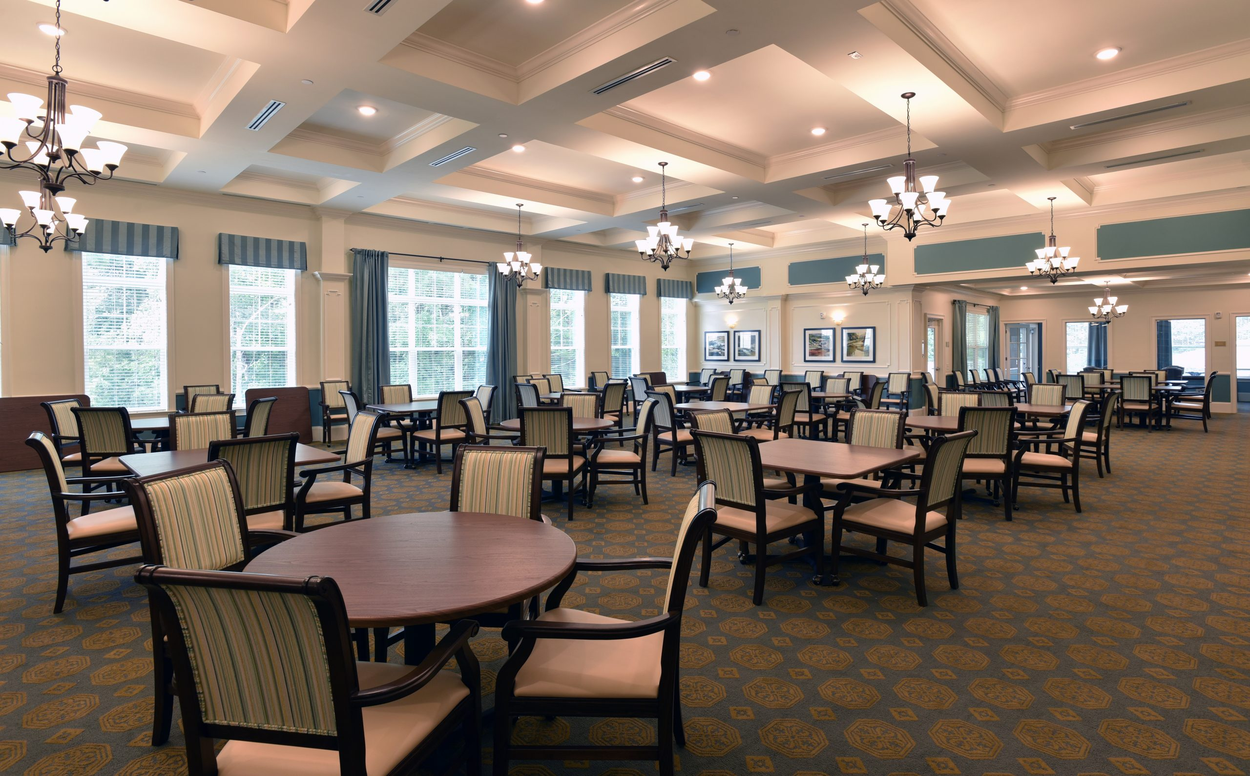 Villas at Canterfield of Kennesaw Dining Room