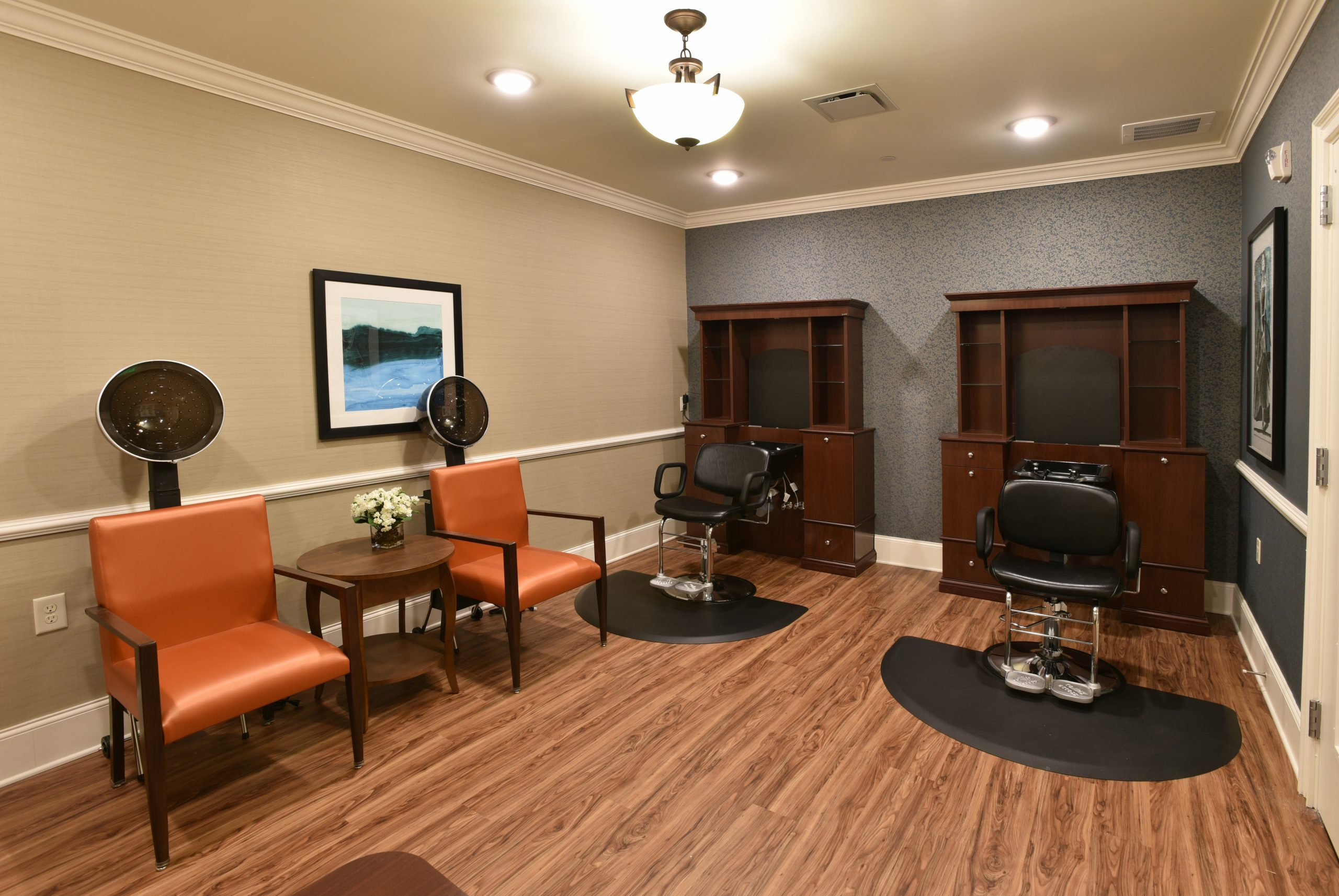 Villas at Canterfield of Kennesaw salon